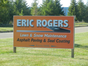 ERIC ROGERS - A full service contractor
