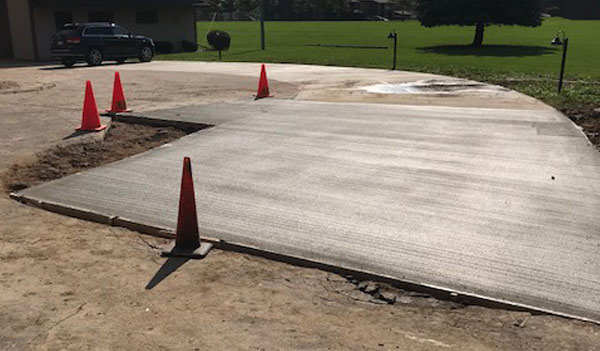 Concrete Services in Michigan | Eric Rogers LLC