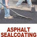 Asphalt Sealcoating Services in Lansing